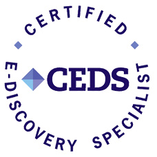 Ceds Certifications